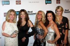 Kathy Hilton, Kim Richards, Kyle Richards, Λα Toya Τζάκσον, LaToya Τζάκσον, Toya, Jacksons, Paris Hilton στοκ φωτογραφία με δικαίωμα ελεύθερης χρήσης