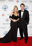 Kathy Hilton and Richard Hilton Royalty Free Stock Photo
