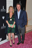 Kathy Hilton, Rick Hilton Photo stock