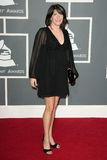 Kathy Mattea przy 51st Rocznymi grammy awards. Staples centrum, Los Angeles, CA. 02-08-09 Zdjęcia Stock