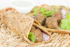 Kati Roll Royalty Free Stock Photos