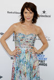 Katie Aselton. At the 2016 Film Independent Spirit Awards held at the Santa Monica Beach in Santa Monica, USA on February 27, 2016 Royalty Free Stock Photo