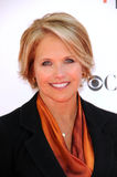 Katie Couric. At the 2010 Stand Up To Cancer, Sony Studios, Culver City, CA. 09-10-10 royalty free stock photos