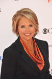 Katie Couric. TV news anchor Katie Couric at the Stand Up To Cancer event at Sony Pictures Studios, Culver City. September 10, 2010  Culver City, CA Picture Royalty Free Stock Image