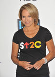 Katie Couric Stock Photo
