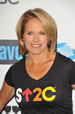 Katie Couric Royalty Free Stock Photography