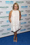 Katie Couric. NEW YORK-MAY 23: TV Personality Katie Couric attends the 2017 SeriousFun Children`s Network Gala at Chelsea Piers, Pier 60 on May 23, 2017 in New Royalty Free Stock Images