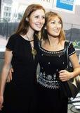 Katie Flynn et Jane Seymour Image stock