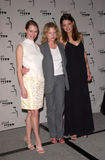 Katie Holmes,Meredith Monroe,Michelle Williams Stock Photography