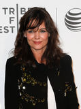 Katie Holmes. NEW YORK-APR 20: Actress Katie Holmes attends the Boulevard premiere at the BMCC TriBeCa PAC during the 2014 TriBeCa Film Festival on April 20 Royalty Free Stock Image