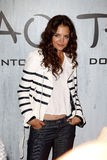 Katie Holmes. NEW YORK-SEP 28: Actress Katie Holmes attends the grand opening of TAO Downtown at the Maritime Hotel on September 28, 2013 in New York City Stock Image