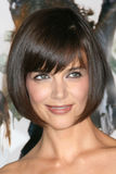Katie Holmes, obłąkanie, Tom Cruise Zdjęcie Stock