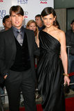 Katie Holmes, Tom Cruise Royalty Free Stock Photo