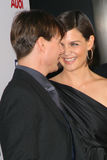 Katie Holmes,Tom Cruise Stock Photography