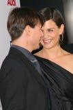 Katie Holmes, Tom Cruise stockfotografie