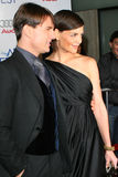 Katie Holmes,Tom Cruise Stock Image