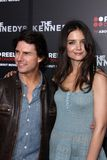 Katie Holmes,Tom Cruise Royalty Free Stock Photography