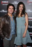 Katie Holmes,Tom Cruise,Kennedy Stock Photo