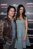 Katie Holmes, Tom Cruise, Kennedy Στοκ Φωτογραφίες