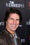 Katie Holmes, Tom Cruise, Kennedy Lizenzfreies Stockfoto