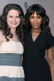 Katie Lowes,Shonda Rhimes,Kerry Washington Stock Photo