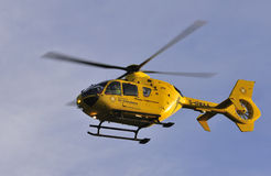 Katie, North West Air Ambulance, England Stock Photography