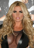 Katie Price Stock Photo