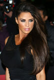 Katie Price Royalty Free Stock Images