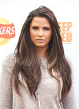 Katie Price Royalty Free Stock Image