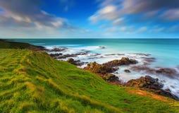 Katiki Point Coastline royalty free stock photography