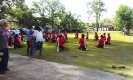 Katin ceremoni Royaltyfria Foton