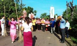 Katin ceremony Royalty Free Stock Photography