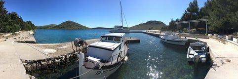 Katina Island Foto de archivo libre de regalías