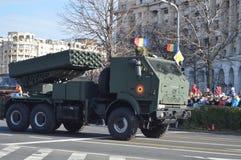 Katiusa missiles Royalty Free Stock Images