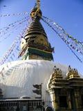 Katmandou, Népal Images libres de droits