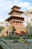 Katmandou, Népal image libre de droits