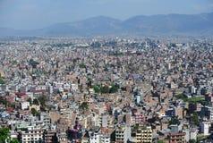 Katmandou, Népal Photo libre de droits