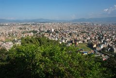 Katmandu Foto de archivo