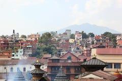 Katmandu, Nepal Stockfotografie