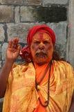 Katmandu, Nepal Royalty-vrije Stock Foto
