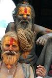Katmandu, Nepal Royalty-vrije Stock Foto's