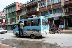 Katmandu, Nepal Stock Afbeelding