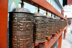 Katmandu, Nepal Royalty-vrije Stock Fotografie