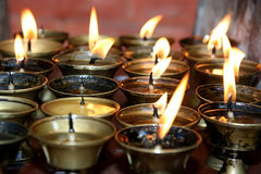 Katmandu, Nepal Royalty-vrije Stock Afbeeldingen