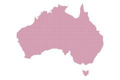 Katoen Australië Royalty-vrije Stock Afbeeldingen