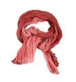 Katoen scarft royalty-vrije stock fotografie