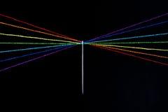 Katoenen spectrumomgekeerde Stock Foto's