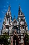 Katolicka katedra Fotografia Royalty Free