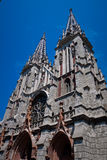 Katolicka katedra Zdjęcie Stock