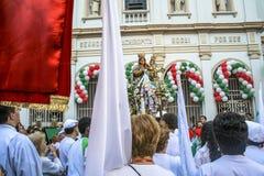 katolicki korowód Zdjęcie Royalty Free